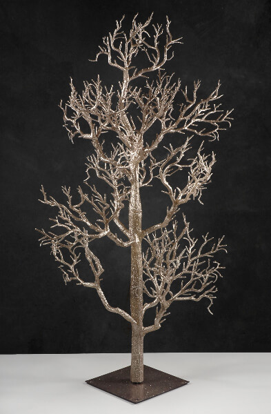 Decorative Tree Rose Gold