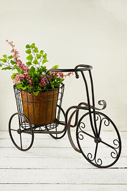 Tricycle Planter 20in