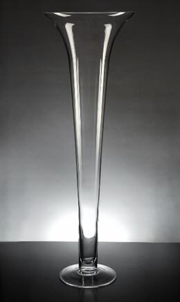 Trumpet Vase 23.5in