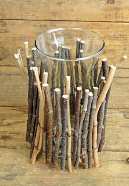 Twig Vase Sleeve 6.25in