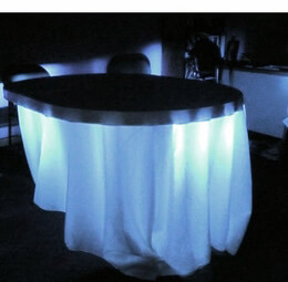 Fortune Table Skirt LED Light White TSL-80W