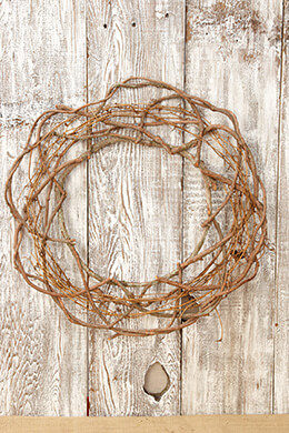 Vine Wreath 20in