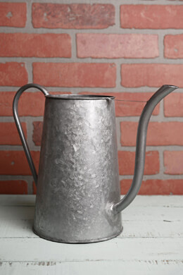 Camira Watering Can Vase 10""
