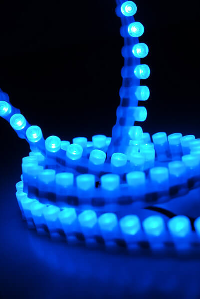 Waterproof Flexible LED Light Strip | Blue