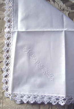 Wedding Hankerchiefs  MOTHER OF THE BRIDE