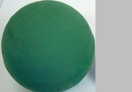 Oasis Floral Foam Sphere 8in
