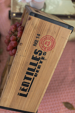 Wine Crate Wood