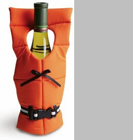 Wine Vest Wine Bottle Cover