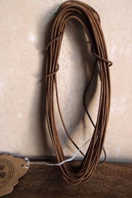 Rusty Wire Coil #24 Gauge , 24 Feet