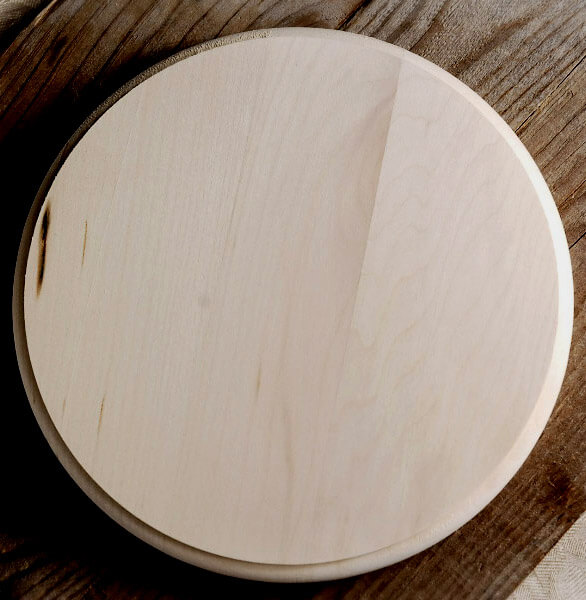 "Wood Circles 8"" wide 3/4"" thick"