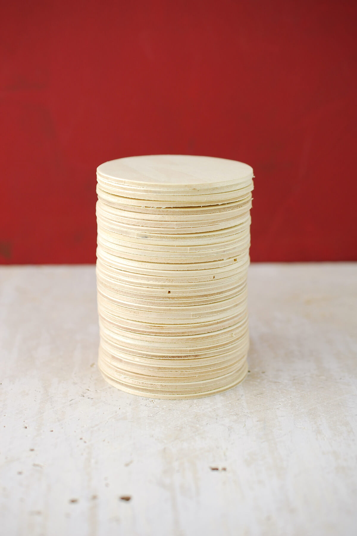 Wood Circles 3in (Pack of 36)