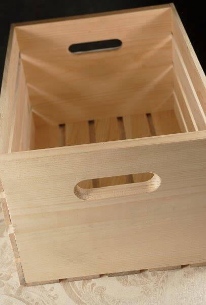 Wood Crate 18 x 12.5