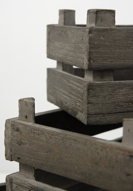 Wood Crates | Set of 3