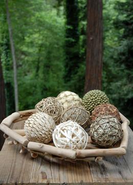 Handmade Driftwood Heart Tray