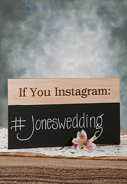Wood Sign If You Instagram