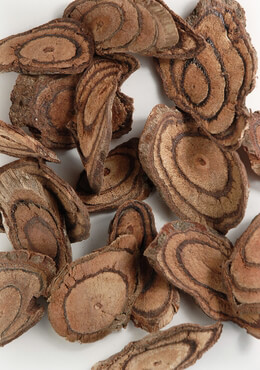 Wood Wall Bark Slices 1/2 lb ( 20 pieces/pkg)