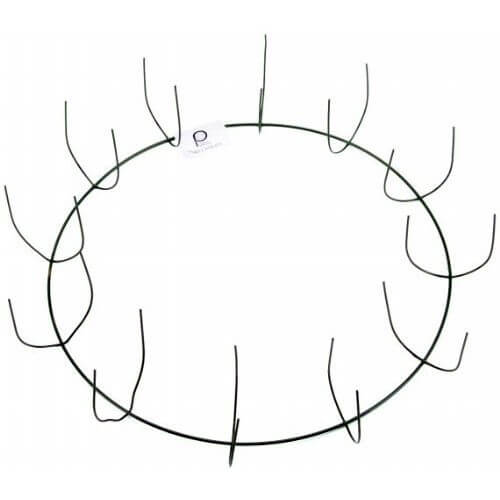 Wreath Rings Frames  Clamp Style Wire  Clamp  Rings