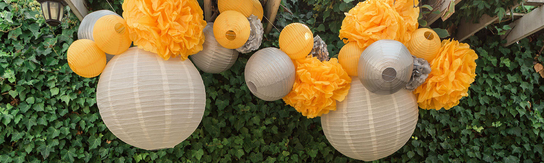 Paper Lanterns, Parasols