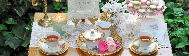 Tea party decorations for Tea party decoration ideas