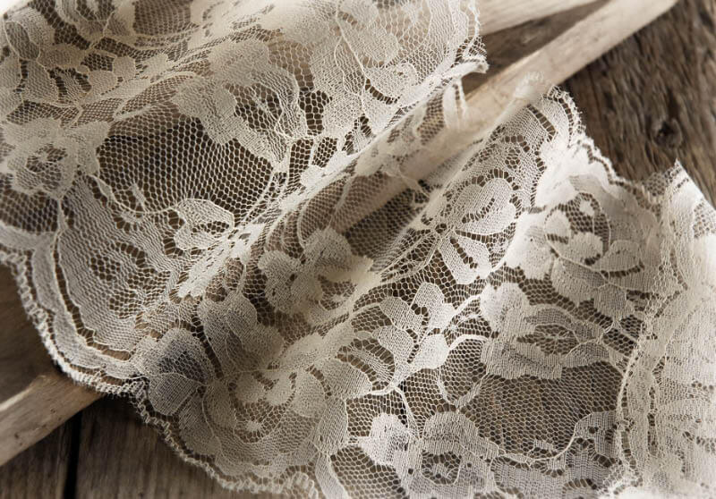 Ivory Lace Ribbon 5 Quot Wide X 10 Yards
