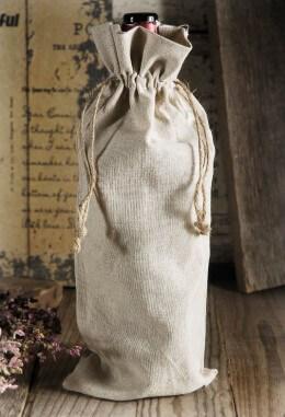 Linen Wine Bag 12pk