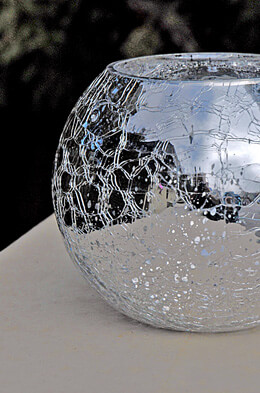 Bubble Bowl Vases