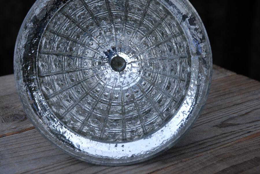 Glass Baleri Compote Bowl 8'' x 6''
