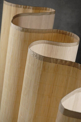 Bamboo Rug 4x8'