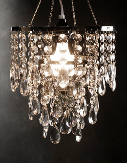 Crystal Chandelier 3 Tiers