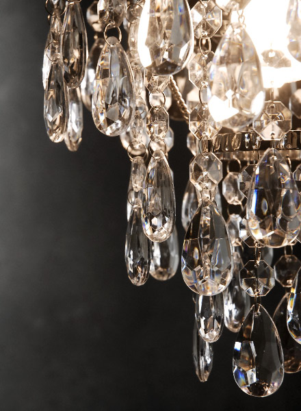 Crystal chandelier 3 tiers aloadofball Image collections