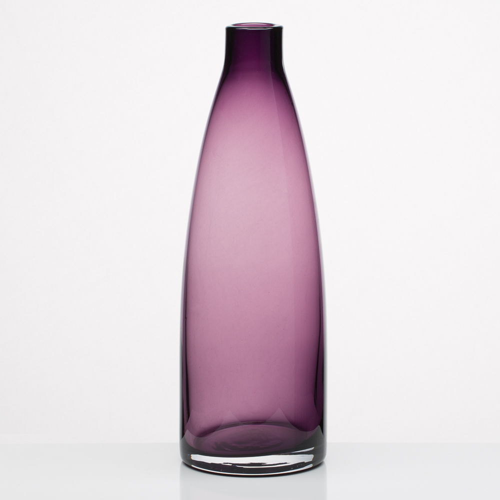 Richland Francesca Vase Purple