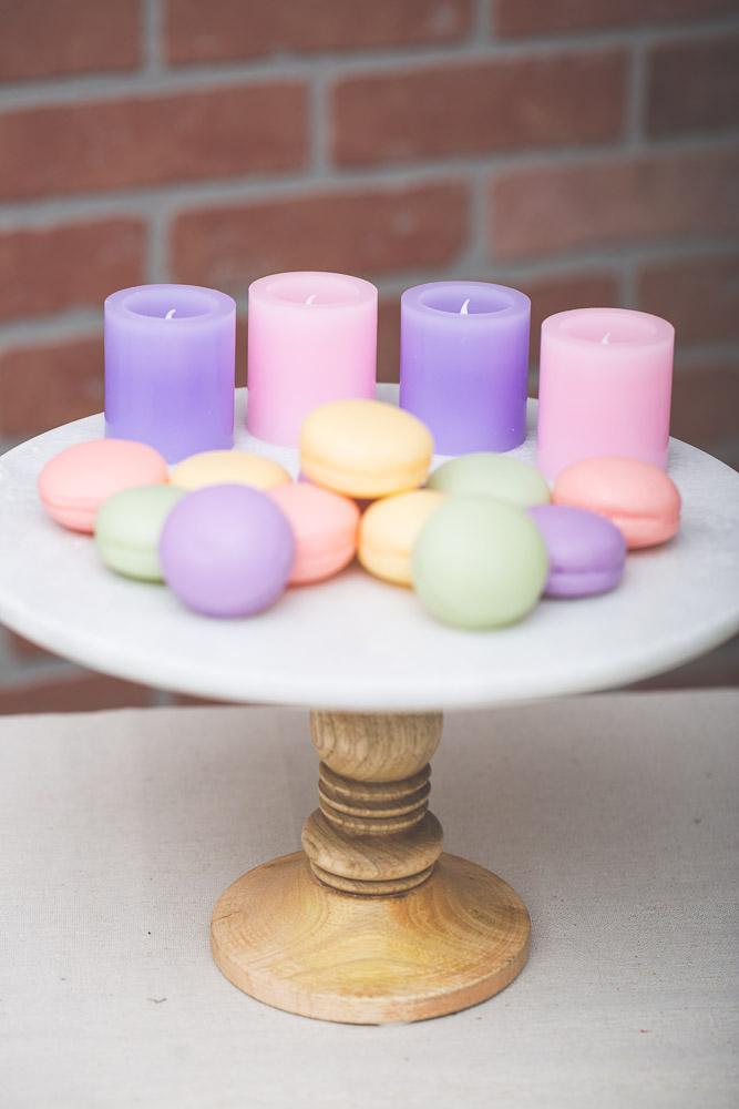 Richland LED Votive Candles Pink Set of 12