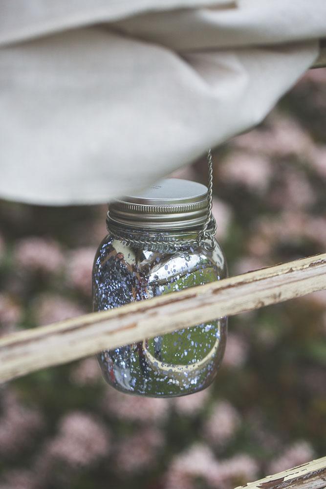 LED Mason Jar Lights Cool White (Regular Mouth)