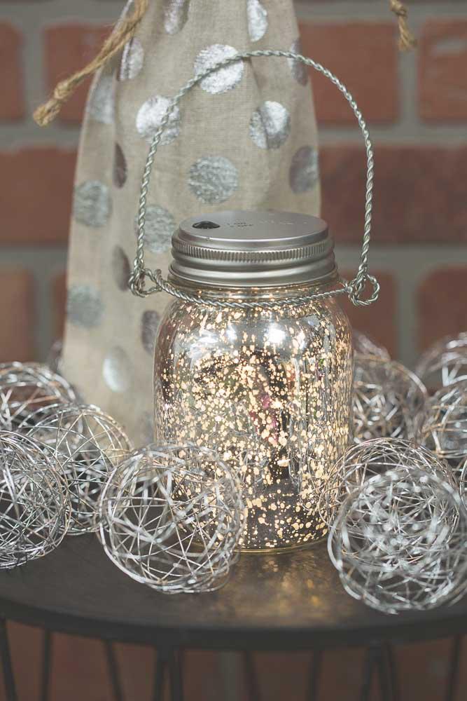 Mason Jar Lights 20CT Warm White LED Fairy Lights with Lid ( for Regular Mouth Mason Jars)