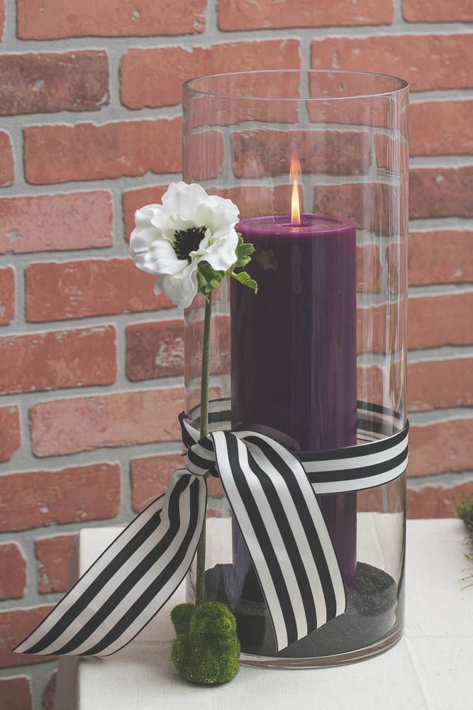 Richland Harlowe Cylinder Vase