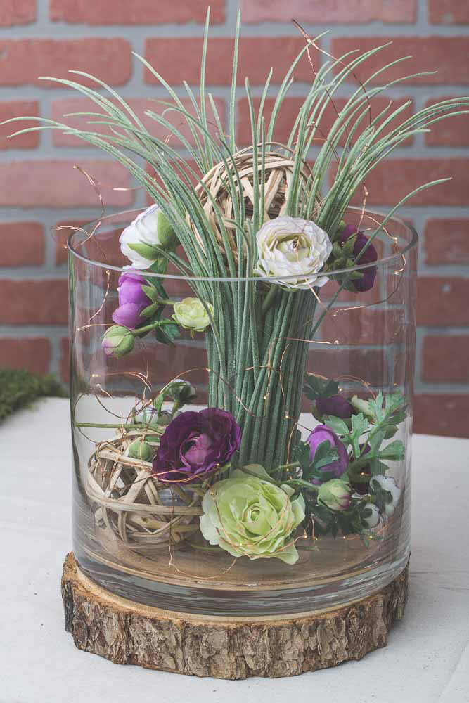 Richland Aline Cylinder Vase