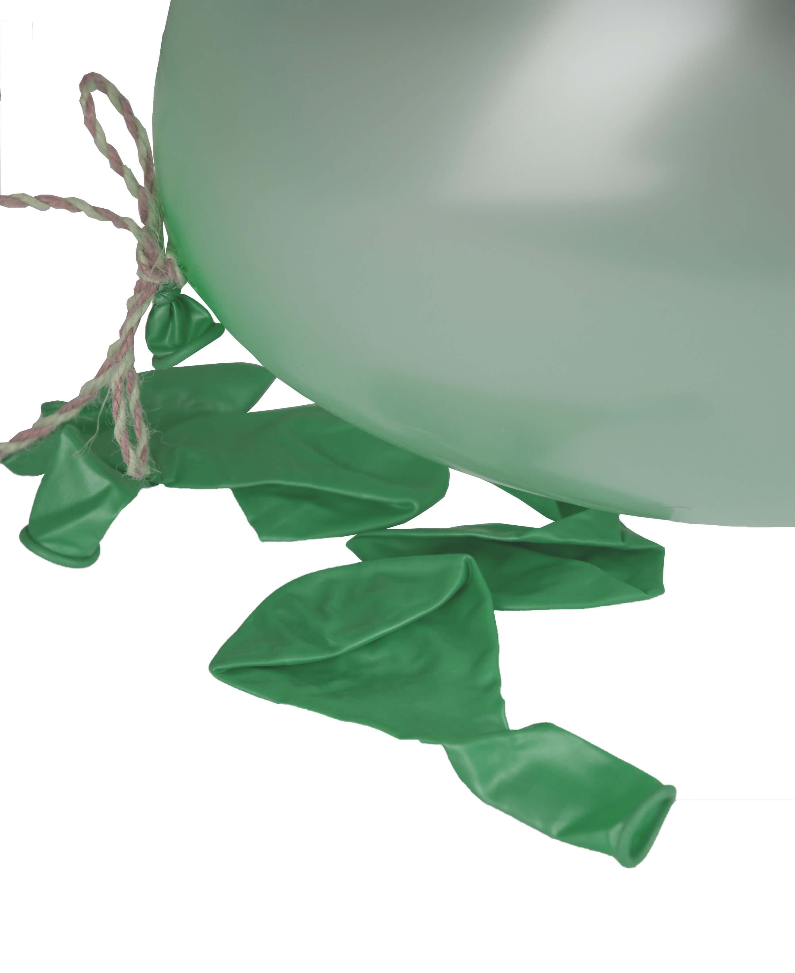 "100 Sea Foam Green 12"" Balloons"