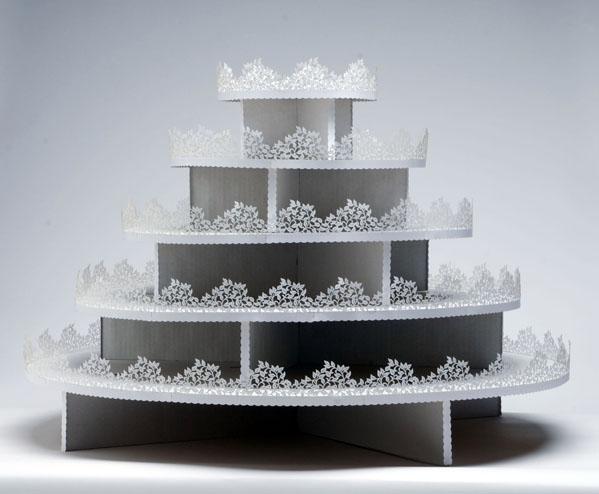 Cupcake Tree Decorating Kit for Large Round Cupcake Tree