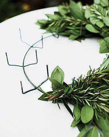 Ez Clamp 10 Quot Wreath Frame Green
