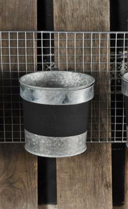 Triple Bucket  Planter Rack SHIPS FREE