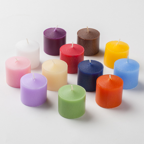 12 Scented 10 Hour Votive Candles