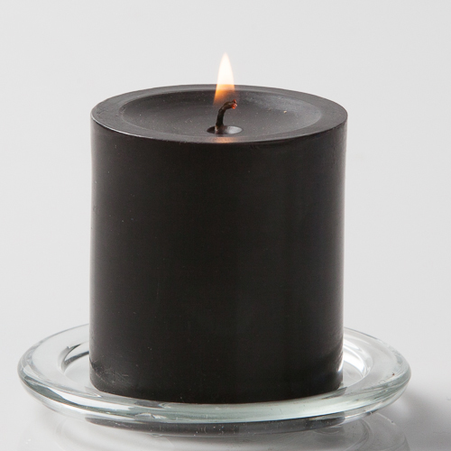 "Pillar Candles 3"" x 3"""