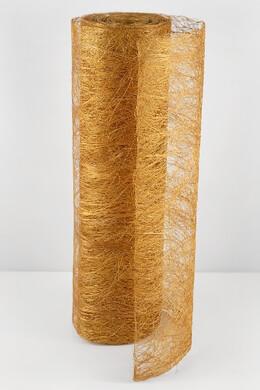"Gold Natural Abaca Fiber 19"" x  10yd"