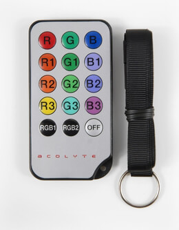 Remote Control for Select Multi-Color Acolyte Products