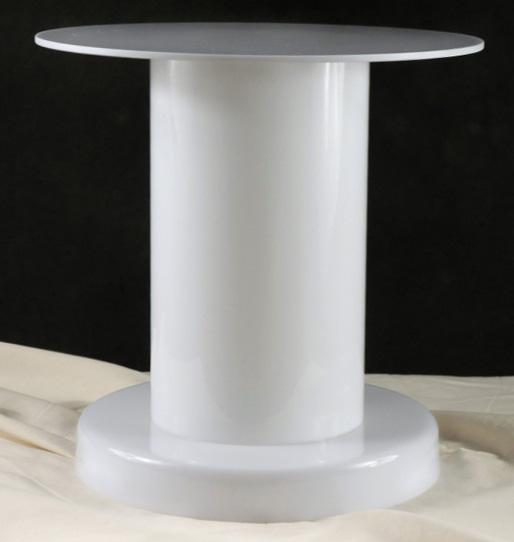 Translucent Column Riser 12 Inch