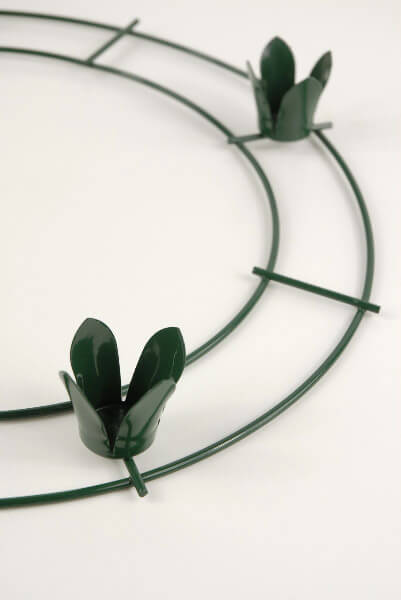 Advent Wreath Wire Frames
