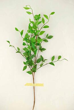 Artificial Foliage Nandina Branch 28in