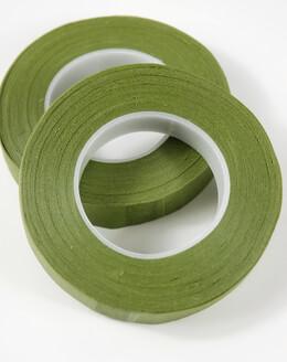 2 Atlantic Brand Green Stem Wrap 1/2 in width - 30 yard roll