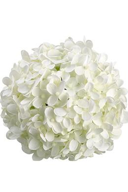 6 white silk hydrangea balls hanging decorations wedding flowers mightylinksfo