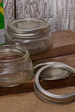 ball 4 oz mason jars. ball jars collection elite wide mouth - 8oz (pack of 4) 4 oz mason